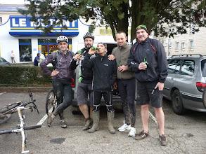 Photo: Aja76, Liebher...., Luidji76, Rico et Jef76, une belle équipe
