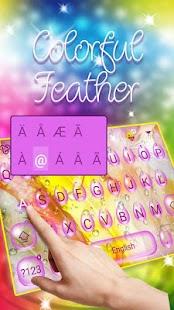 Watercolor Theme&Emoji Keyboard - náhled