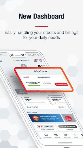 MyTelkomsel u2013 Check Quota & Best Internet Packages 4.0.0 screenshots 1
