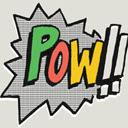 Pow domains