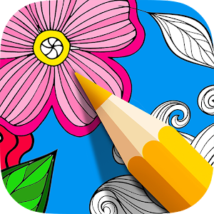 Adult Coloring Book Free  Android Apps on Google Play