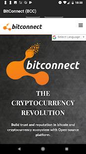 BitConnect 2.0 - náhled