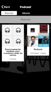 Radio Los Yebenes- screenshot thumbnail