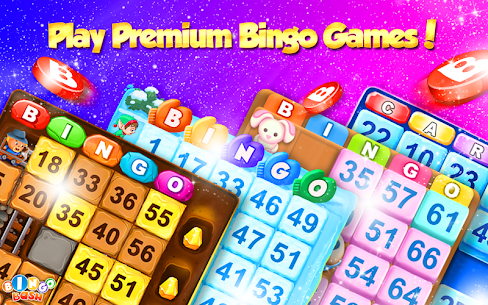 Bingo Bash: Live Bingo Games & Free Slots By GSN App Download For Android 6