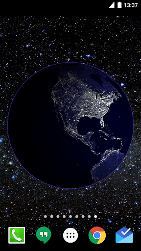 Mars Live Wallpaper screenshot 6