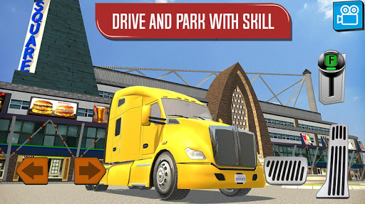 Delivery Truck Driver Simulator  screenshots 8