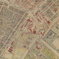 Tokyo Map Old 2020
