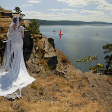 Wedding photographer Aleksandr Ufimcev (proFoto74). Photo of 10.07.2016