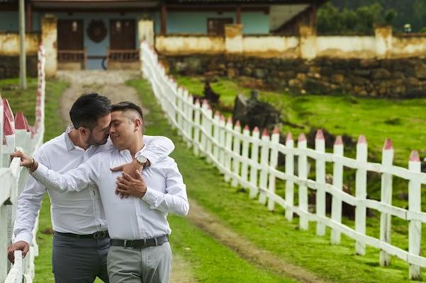 Fotógrafo de bodas Carlos Rocha (fotografiabogot). Foto del 20.01.2017