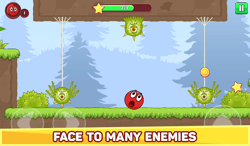 Bounce Ball 5 - Jump Ball Hero Adventure apktram screenshots 18