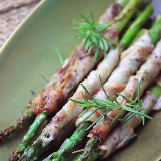 Pork-wrapped Asparagus