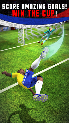 Shoot Goal - Jeux de Foot Multiplayer 2019  captures d'écran 2