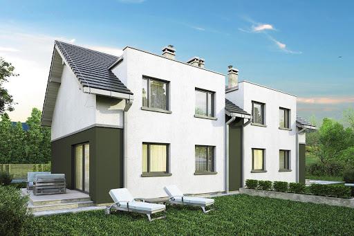 projekt Double House II