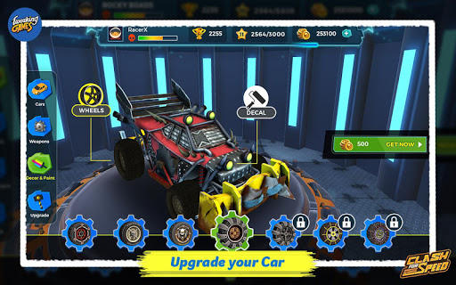 Clash for Speed u2013 Xtreme Combat Racing 1.1.5 {cheat|hack|gameplay|apk mod|resources generator} 5
