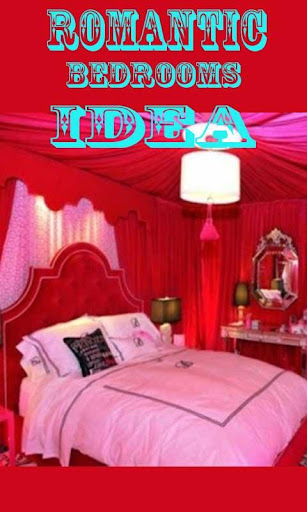 Romantic Bedrooms Idea
