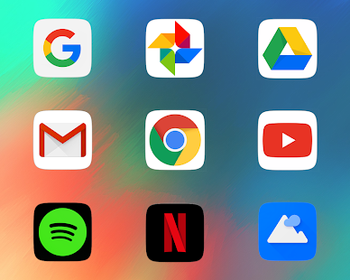 CRiOS X - ICON PACK Screenshot