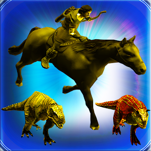 Archer on Horse: Dino Hunter for PC and MAC