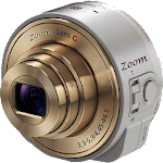 Free Zoom Camera (HD +++) Icon