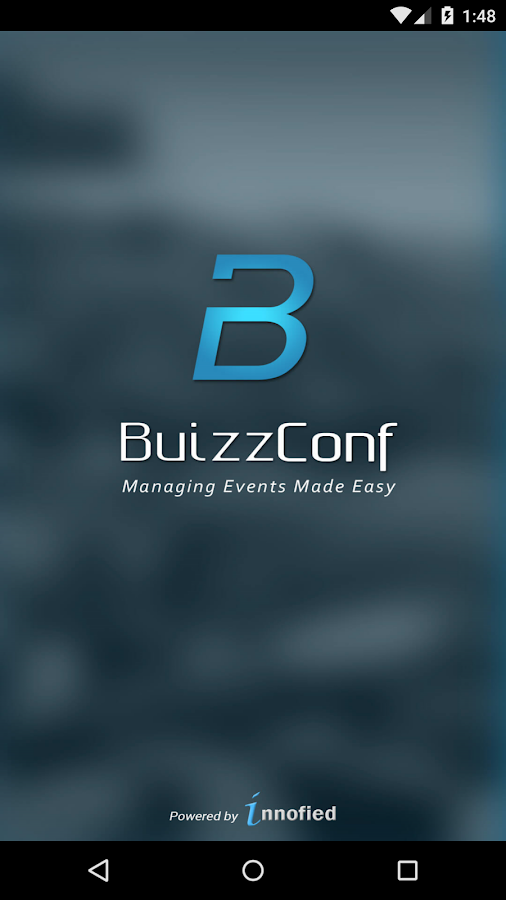 BuizzConf – Event Networking- screenshot