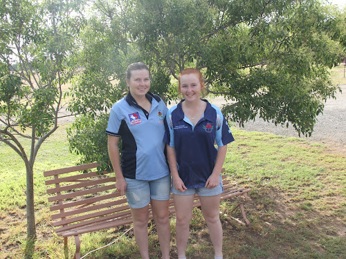Narrabri Polocrosse's Felicity and Makayla Elford are two players who will compete for representative sides early this year.