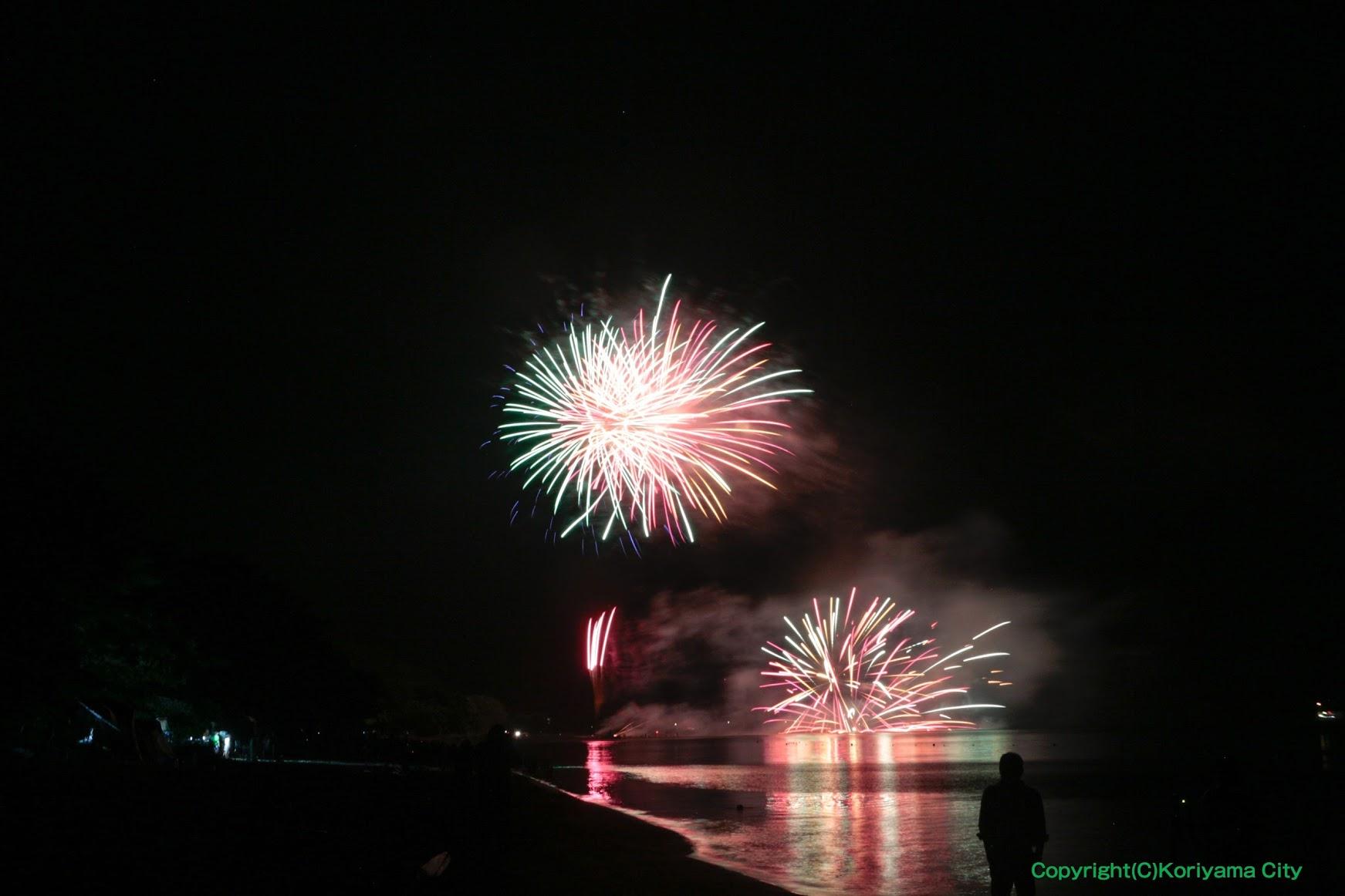 納涼 花火大会 | 湖まつり