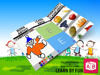 Learn By Fun - Education App- screenshot thumbnail
