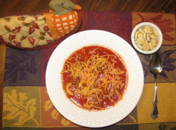 Mom's Southern Chili Recipe