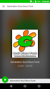 Generation Soul Disco Funk- screenshot thumbnail
