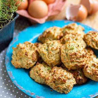 Low Carb Cauliflower & Thyme Bites