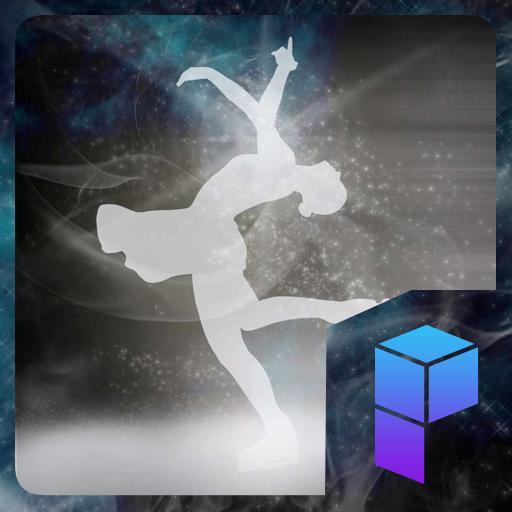 个人化のFigure Queen Launcher Theme LOGO-記事Game