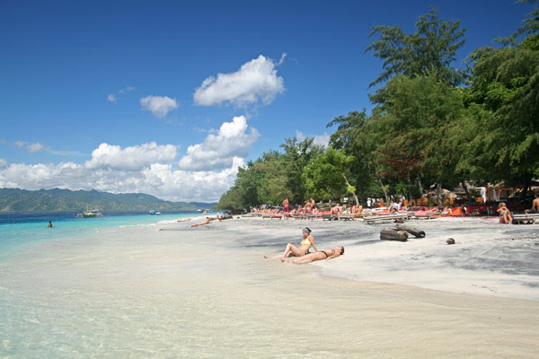 индонезия отдых острова
