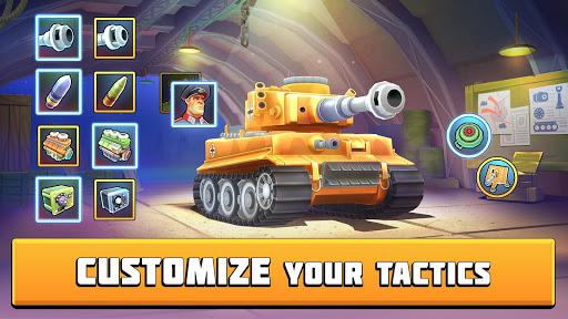 Tanks Brawl screenshot 3