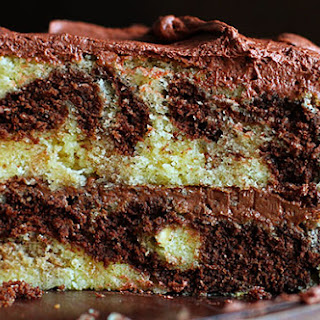 Perfect Marble Cake.