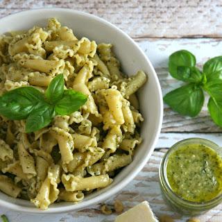 Basil Pesto with Lemon Recipe