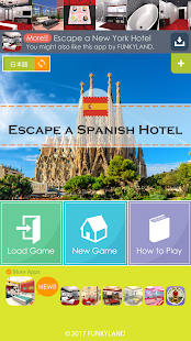 Escape a Spanish Hotel- screenshot thumbnail