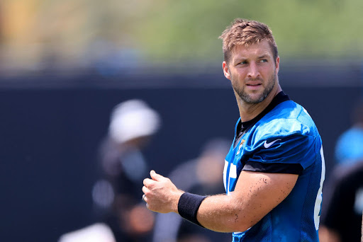 What Are The Chances Tebow Makes Jaguars' Final Roster? NFL Insider Delivers The Odds
