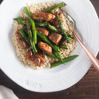Honey Garlic Pork Stir Fry Recipes