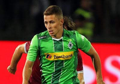 Mönchengladbach s'incline malgré un assist de Thorgan Hazard