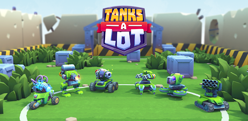 ☠Show NO MERCY in the fast-paced tank battles! 3V3 PVP MOBA! Play NOW! ☠