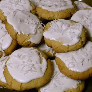 Only Egg Yolk Cookies Recipe