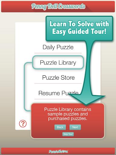 Penny Dell Crosswords 3.81 screenshots 8