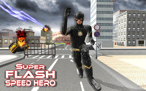 Super Speed Flash Hero: Flash Games  screenshots EasyGameCheats.pro 2