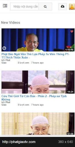 Phat Giao TV - Video Phat Phap