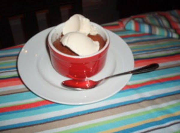 Chocolate Sinkholes Recipe