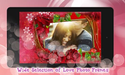 I Love You Photo Frames Maker