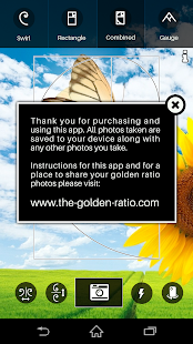 The Golden Ratio Camera- screenshot thumbnail