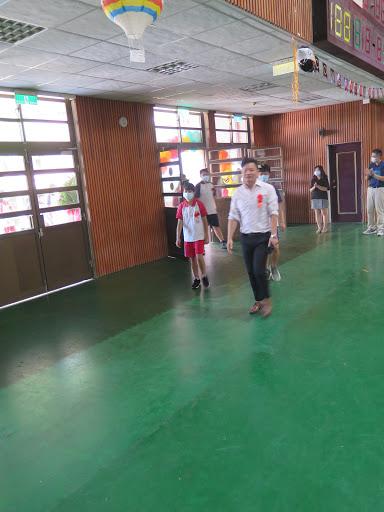龍岡國中畢業典禮