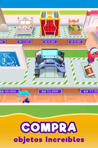 Idle Life Sim - Juego Simulador de Vida screenshot 5