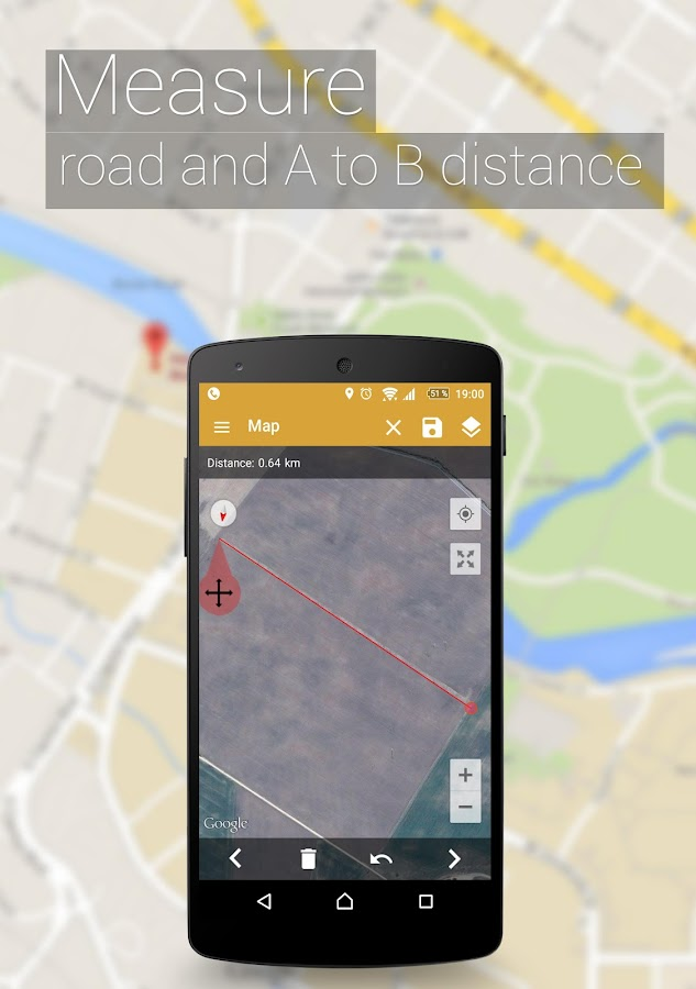 GPS Fields Area Measure- screenshot