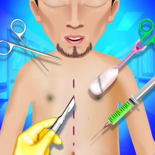 Surgery Simulator Doctor Games (game)